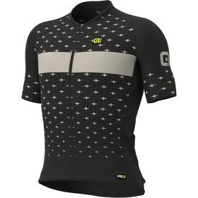 Alé Cycling PRR Stars Kurzarm Trikot Herren schwarz/grau